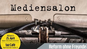 Mediensalon 25. April 2018